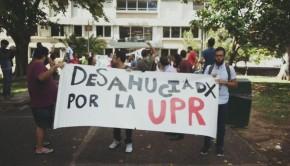 Desauciados x la UPR